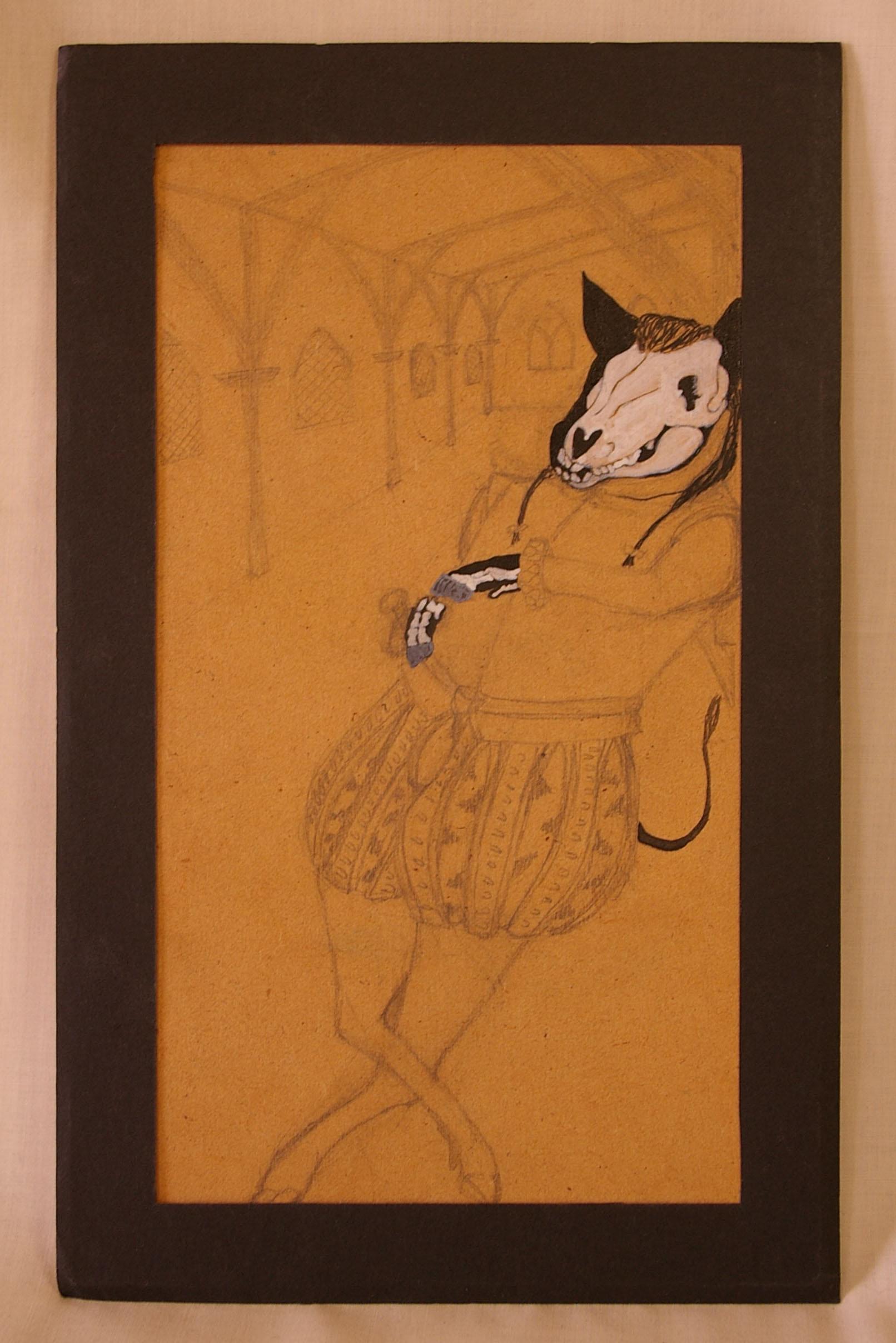 Elizabethan Warthog